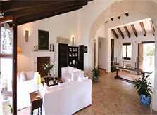 Stilvoller Wohnraum Exklusive Finca Mallorca PM 233