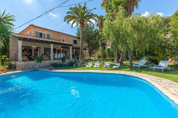 Pool und Finca Mallorca 8 Personen Pool PM 3023