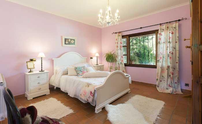 4. Schlafzimmer Finca Mallorca mit Pool für 8 Personen PM 3023
