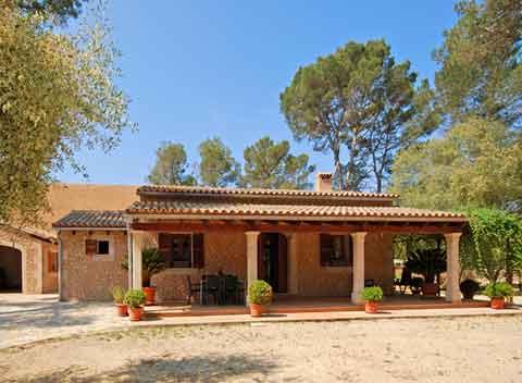 Finca Mallorca bis 16 Personen, Pool umzäunt, PM 3065