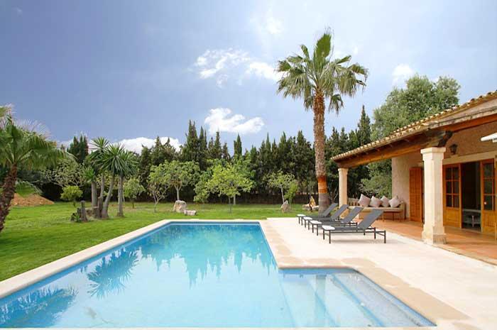 Pool und Ferienfinca PM 3425 für 4 Personen Mallorca Norden