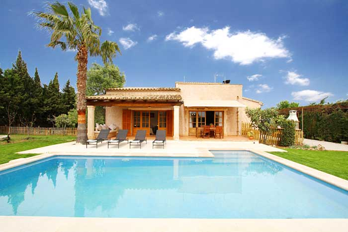 Pool und Ferienhaus PM 3425 für 4 Personen Pollensa