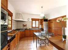 Küche 2 Finca Mallorca PM 3425 für 4 Personen Pollenca