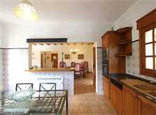 Küche 3 Finca Mallorca PM 3425 für 4 Personen Pollenca