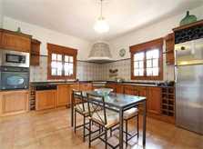 Küche 4 Finca Mallorca PM 3425 für 4 Personen Pollenca