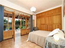 Schlafzimmer 2 Finca Mallorca PM 3425 für 4 Personen Pollenca