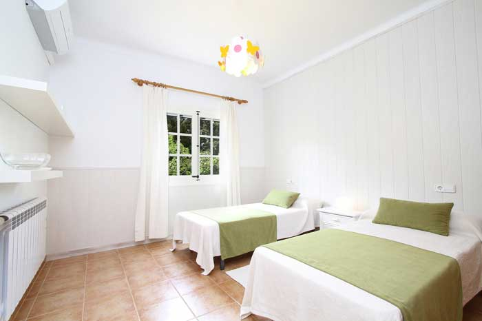 Schlafzimmer Finca Mallorca PM 3425 für 4 Personen Pollenca
