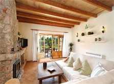 Wohnraum Finca Mallorca PM 3425 für 4 Personen Pollenca