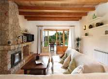 Wohnraum 2 Finca Mallorca PM 3425 für 4 Personen Pollenca