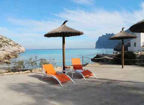 Meerblick Ferienwohnung Mallorca 2 Personen PM 3481
