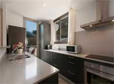 Moderne Küche Ferienhaus Mallorca  6 Personen Strandnah Pool PM 3491