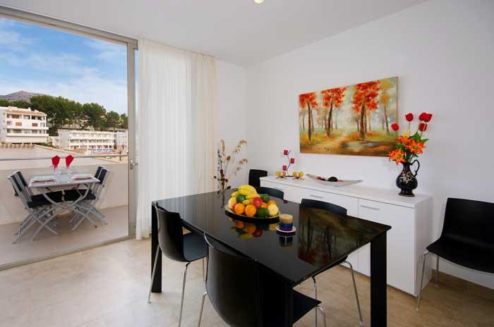 Essplatz Ferienhaus Mallorca Strandnähe PM 3492