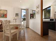 Essplatz Ferienhaus Mallorca  Cala San Vicente 50 m Pool Aircondition 6 Personen PM 3495