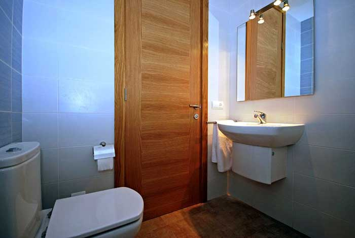 Bad Ferienhaus Mallorca  6 Personen Strandnah WLAN Klimaanlage Pool PM 3497