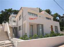 Blick auf das Ferienhaus Mallorca Strandnah Pool 6 Personen PM 3497
