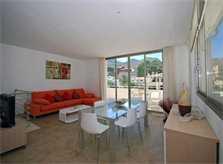 Wohn/Essbereich Ferienhaus Mallorca in Strandnähe Pool 6 Personen WLAN PM 3497