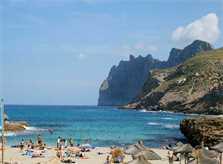 Meerblick Ferienhaus Mallorca mit Pool und Strandnähe 6 Personen PM 3491