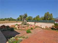 Garten Finca Mallorca mit Pool PM 3709