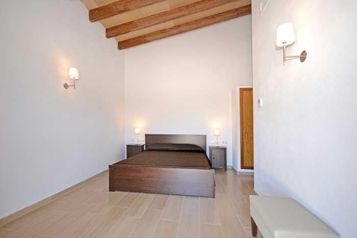 Schlafzimmer Finca Mallorca mit Pool PM 3709