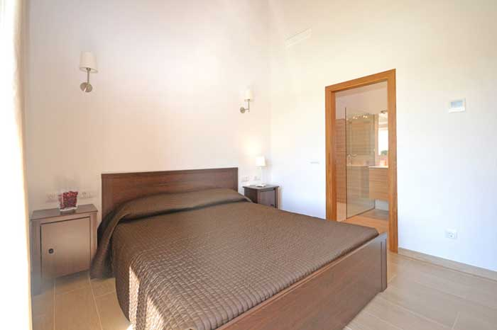 Schlafzimmer 3 Finca Mallorca mit Pool PM 3709