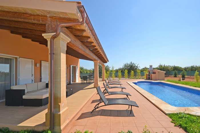 Pool und Finca Mallorca PM 3709