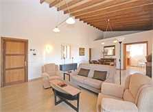 Wohnraum Finca Mallorca mit Pool PM 3709