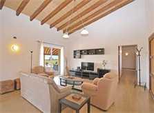 Wohnraum 3 Finca Mallorca mit Pool PM 3709