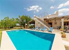 Pool und Finca Mallorca Pollensa PM 3798