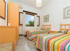 Schlafzimmer 2 Finca Mallorca 8 Personen Pool PM 3798