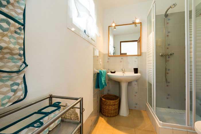 Badezimmer Finca Mallorca mit Pool PM 3812