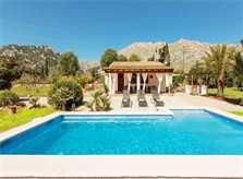 Pool und Finca 2 Ferienhaus Mallorca Norden PM 3812