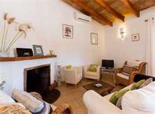 Wohnraum 4 Finca Mallorca mit Pool PM 3812