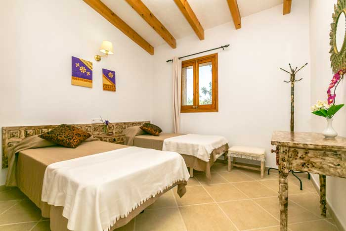 Finca Mallorca mit Pool für 6 Personen PM 3837