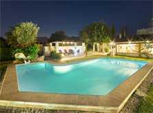Poolblick 2 Finca Mallorca Pollensa für 6 Personen PM 3886