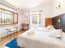 Schlafzimmer Finca Mallorca mit Pool für 6 Personen PM 3886
