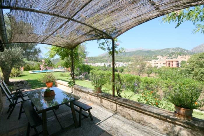 Finca Mallorca mit Pool für 4 Personen PM 389