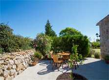 Garten Finca Mallorca mit Pool Pollensa PM 392