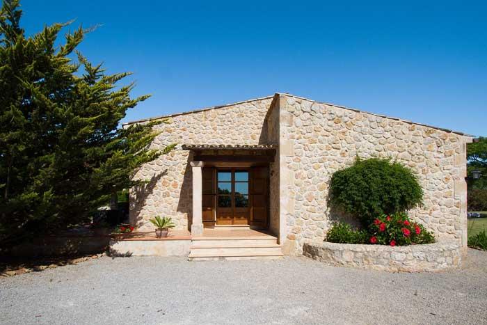 Impression Finca Mallorca mit Pool Pollensa PM 392