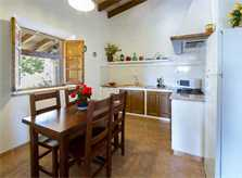 Küche Finca Mallorca mit Pool Pollensa PM 392