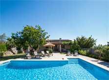 Pool und Finca Mallorca mit Pool Pollensa PM 392