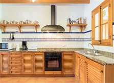 Küche 2 Finca Mallorca 8 Personen PM 3993
