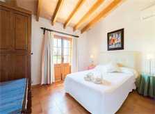 Schlafzimmer 4 Finca Mallorca 8 Personen PM 3993