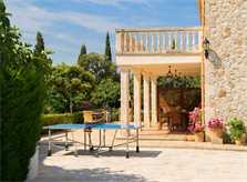 Terrasse 4 Finca Mallorca Pollensa PM 3993