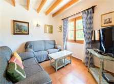 Wohnraum Finca Mallorca 8 Personen PM 3993