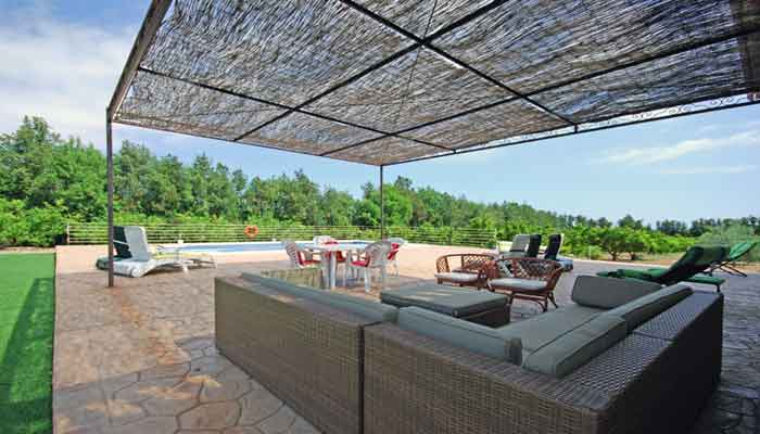 Finca mallorca santa margalida mit pool und klimaanlage für 6 2