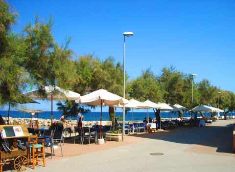 Promenade Colonia St. Pere Restaurants am Meer Finca Mallorca PM 444