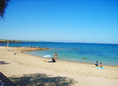 Strand Colonia de Sant Pere PM 444 Finca Mallorca 2 - 4 Personen