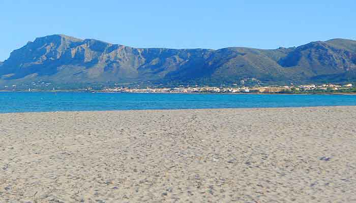 Strand Ferienhaus Meeresnähe Mallorca PM 462