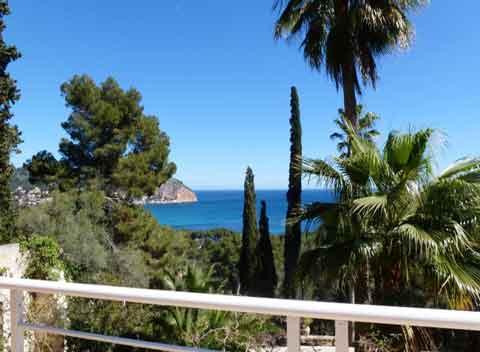 Meerblick  Ferienhaus Mallorca 10 Personen Pool Costa de Canyamel PM 503