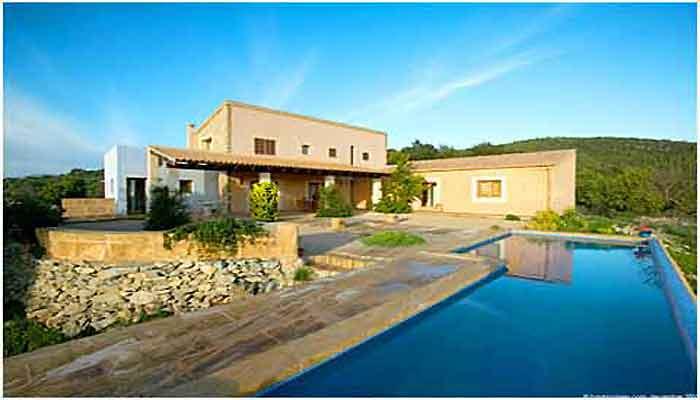 Pool und Finca Mallorca bei Arta PM 505